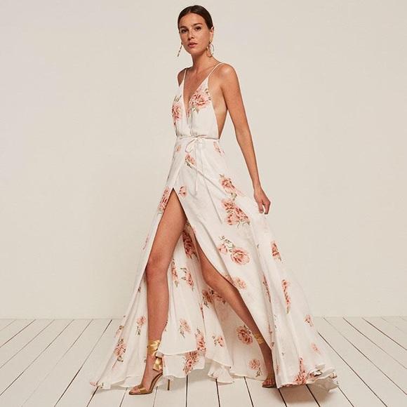 d34ff0584f02f1 Reformation Dresses | Nwt Callalily Dress | Poshmark